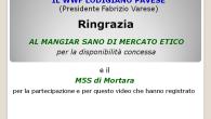 """Una discussione con il pubblico presente: """"Al mangiar sano di Mercato Etico"""" via M.P. Marcaro 2 (vicino alle scuole elementari) Mortara (PV) su temi quali: Novara e Vigevano due città,due […]"""